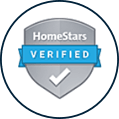 Go to HomeStars to see Verification